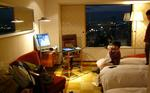 ヒルトン大阪 客室