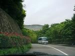 ヒルトン小田原への道