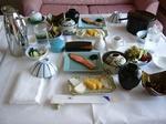 ヒルトン東京ベイ ルームサービス 和朝食