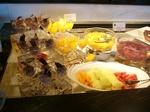 ヒルトン東京ベイ 昼食 デザート