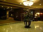 ダブルツリーホテル ロビー