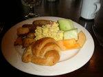 ダブルツリーホテル 朝食