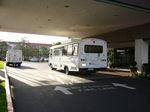 ダブルツリーホテル シャトルバス